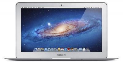 Ноутбук Apple MacBook Air 11'' (MC969RS/A) - спереди