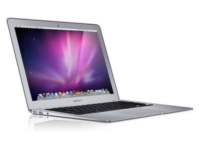Ноутбук Apple MacBook Air 11'' (MC969RS/A) - сбоку