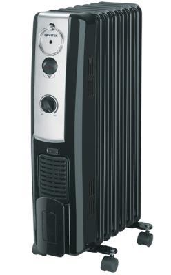 Масляный радиатор Vitek VT-2103  - общий вид