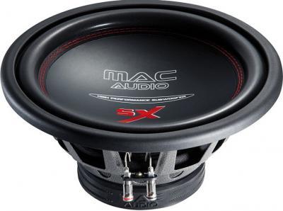 Головка сабвуфера Mac Audio SX 12 - общий вид