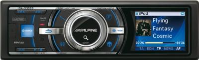 Бездисковая автомагнитола Alpine iDA-X305S - общий вид