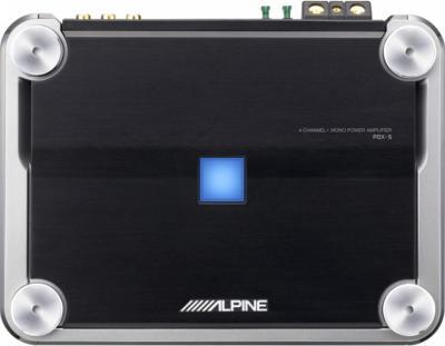 Автомобильный усилитель Alpine PDX-5 - общий вид