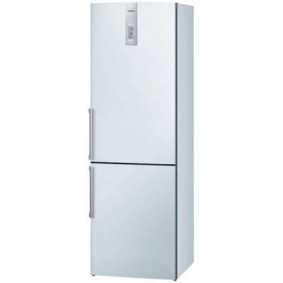 Холодильник с морозильником Bosch KGN39A25 - вид спереди