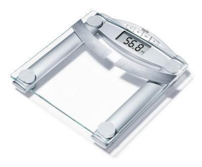 Напольные весы электронные Beurer BG 35 - вид сверху
