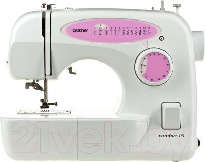 Швейная машина Brother Comfort 15 - общий вид
