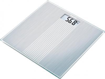 Напольные весы электронные Beurer GS 36 (нержавеющая сталь) - общий вид