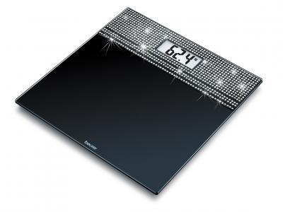 Напольные весы электронные Beurer GS 37 Glamour - вид сверху