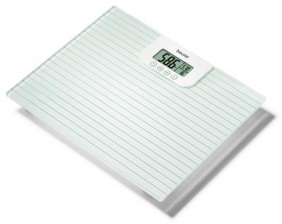 Напольные весы электронные Beurer GS XXL - вид сверху