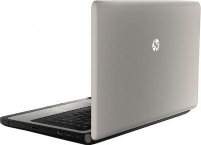 Ноутбук HP 635 (A1E36EA) - сзади сбоку открытый