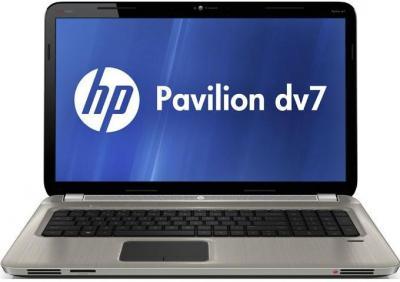 Ноутбук HP dv7-6100er (LS668EA) - спереди