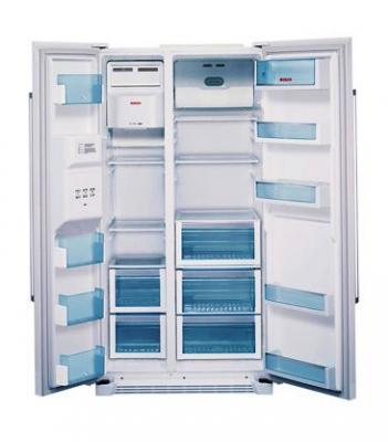 Холодильник с морозильником Bosch KAN 58A40 - общий вид