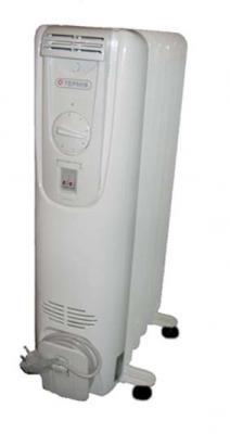 Масляный радиатор Термия 1225 - вид спереди