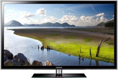 Телевизор Samsung UE32D5000PW - вид спереди
