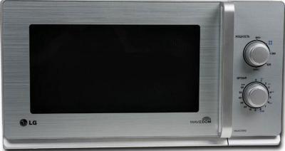 Микроволновая печь LG MS2527DRS - общий вид