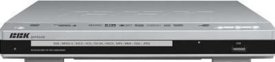 DVD-плеер BBK DVP254SI Silver - спереди