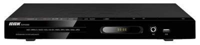 DVD-плеер BBK DVP458SI (Black) - общий вид