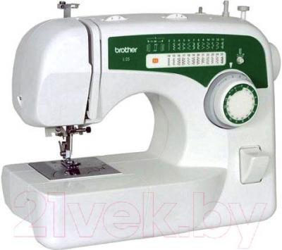 Швейная машина Brother L-25 - общий вид