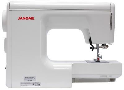 Швейная машина Janome My Excel W23U - вид сзади