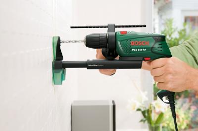 Дрель Bosch PSB 500 RA (0.603.127.021) - в работе
