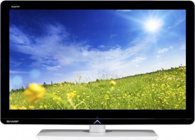 Телевизор Sharp LC-26LE430E - вид спереди