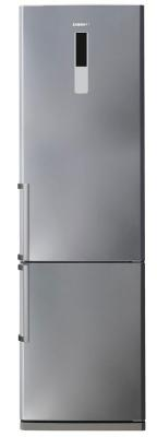 Холодильник с морозильником Samsung RL-50 RQERS - общий вид