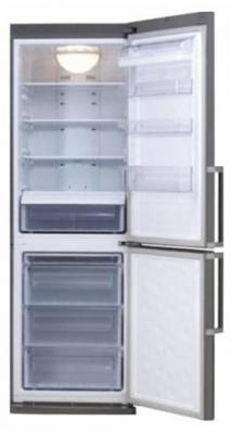 Холодильник с морозильником Samsung RL-50 RQERS - в открытом виде