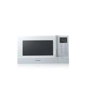 Микроволновка Samsung MW89APSR/BWT - вид спереди