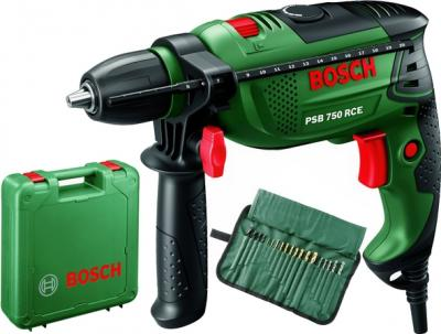 Дрель Bosch PSB 750 RCE (0.603.128.504) - общий вид