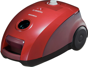 Пылесос Samsung SC5640 (VCC5640V37/XEV Red) - общий вид
