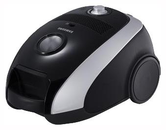 Пылесос Samsung SC6161 (VCC6161H3K/XEV) - общий вид