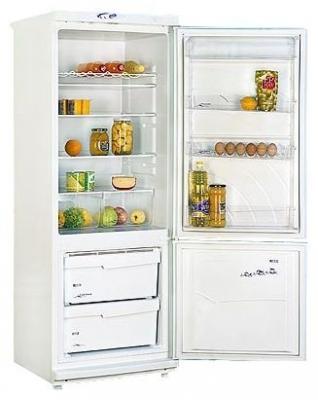Холодильник с морозильником Pozis Мир 102-2 - общий вид