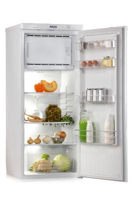 Холодильник с морозильником Pozis RS-405 - общий вид