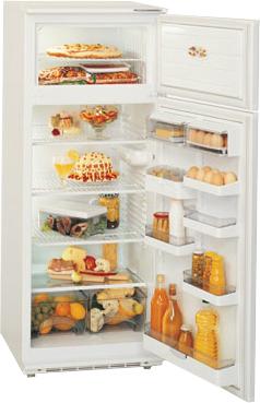 Холодильник с морозильником ATLANT МХМ 268-00 - внутренний вид