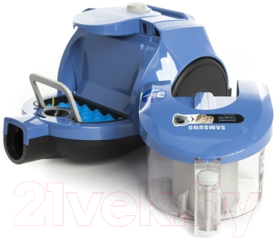 Пылесос Samsung VCC4326S31 (голубой)