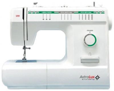Швейная машина Astralux 155 - вид спереди