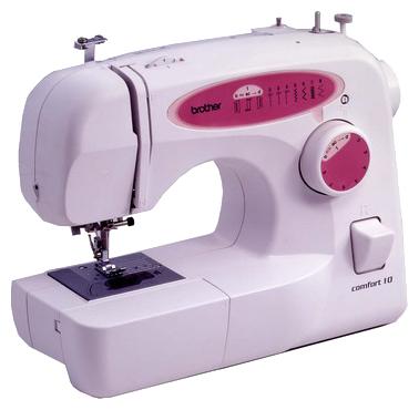 Швейная машина Brother Comfort 10 - вид спереди