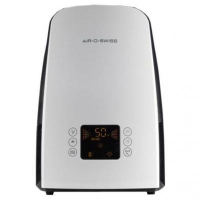 Ультразвуковой увлажнитель воздуха Boneco Air-O-Swiss U650 (белый) - 2 вида+схема