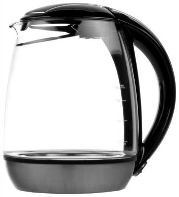 Чайник электрический Bimatek KE 410 Black - вид сбоку