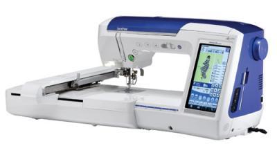 Швейно-вышивальная машина Brother INNOV-'IS I - вид спереди