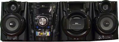 Минисистема LG MDT355 - общий вид