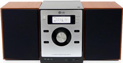 Микросистема LG XA14 - общий вид