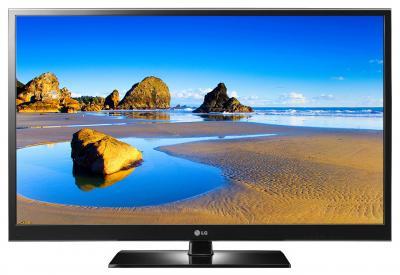 Телевизор LG 42PT250 - вид спереди