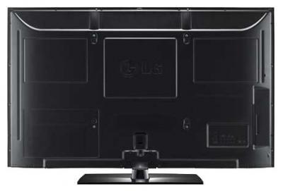 Телевизор LG 42PT250 - вид сзади