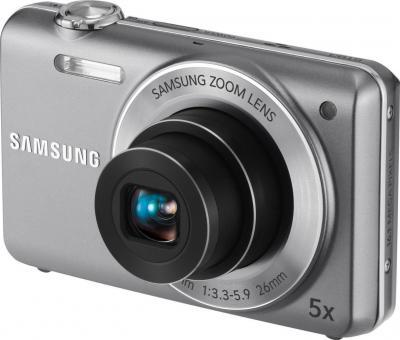 Компактный фотоаппарат Samsung ST93 (EC-ST93ZZBPSRU) Silver - общий вид