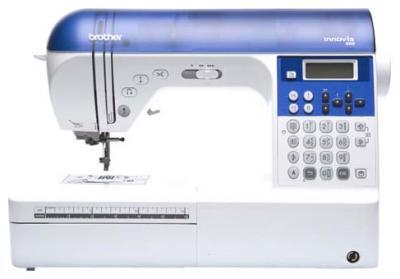Швейная машина Brother INNOV-'IS 600 - вид спереди