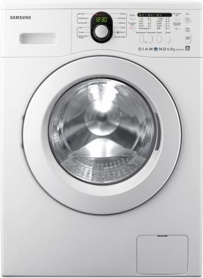 Стиральная машина Samsung WF8590FFW (WF8590FFW/YLP ) - вид спереди