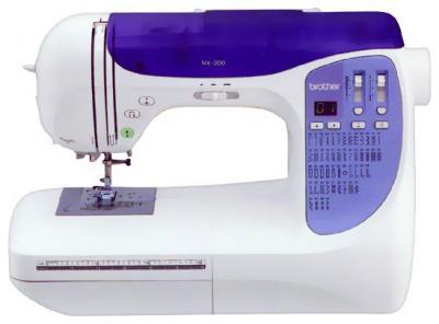 Швейная машина Brother NX-200 - вид спереди