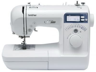 Швейная машина Brother INNOV-'IS 10 - вид спереди