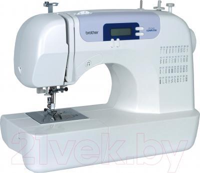 Швейная машина Brother RS-240 - общий вид