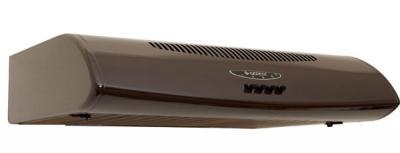 Вытяжка плоская Gefest ВО-2601 К47 - вид спереди
